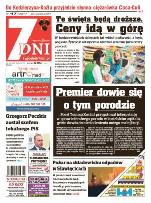 Tygodnik 7DNI nr 47/2017